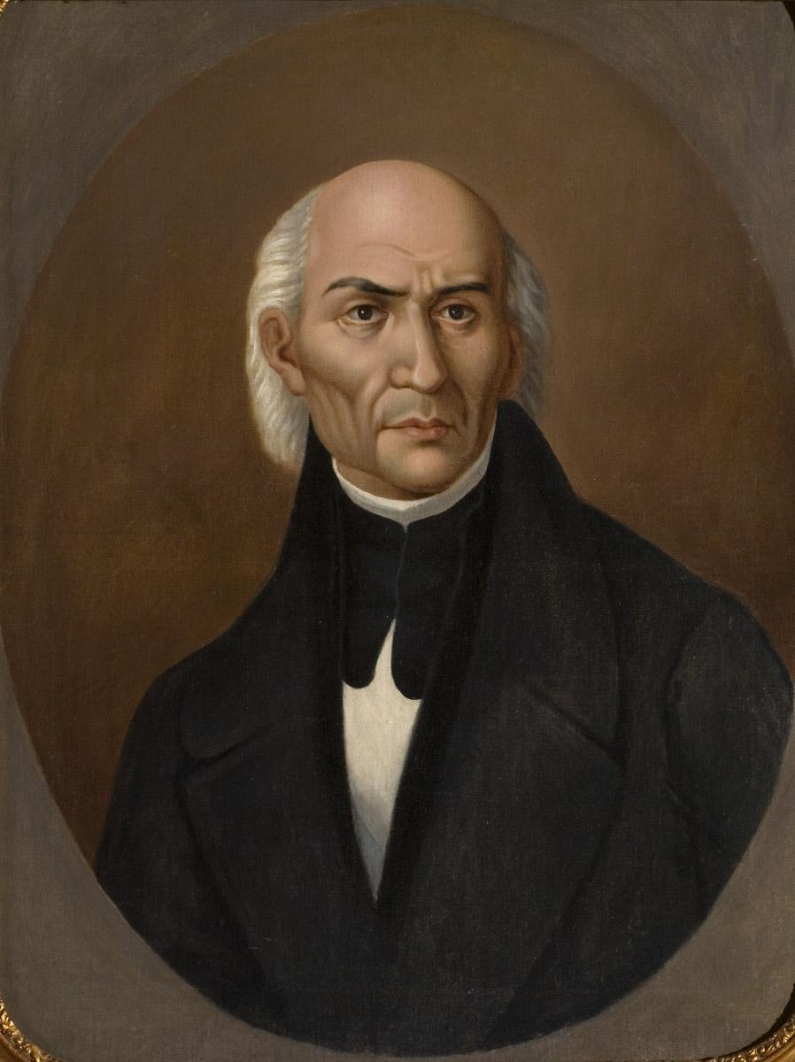 Retrato De Miguel Hidalgo Y Costilla 3 Museos