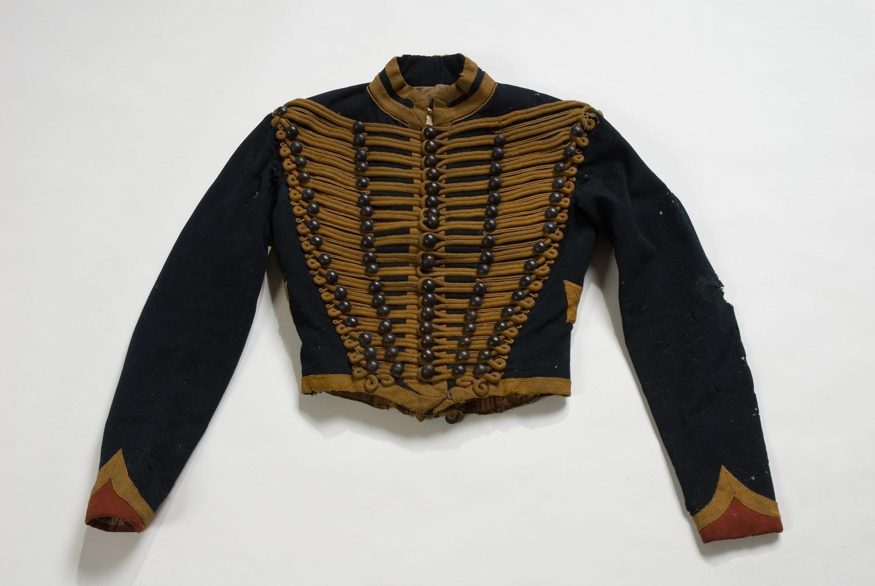 selección premium 24149 7d8bc Casaca militar - 3 Museos