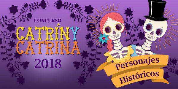 Catrín Y Catrina 2018 Personajes Históricos Mexicanos 3 Museos